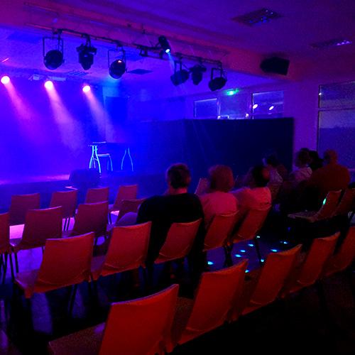 Cap France salle pour évènement professionnels
