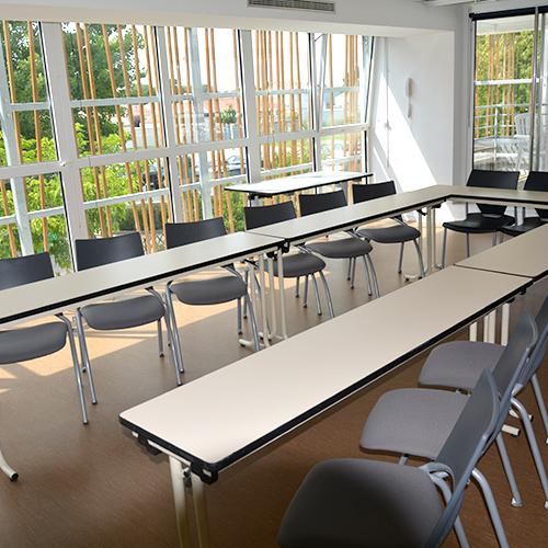Cap France salle de séminaires et de formations