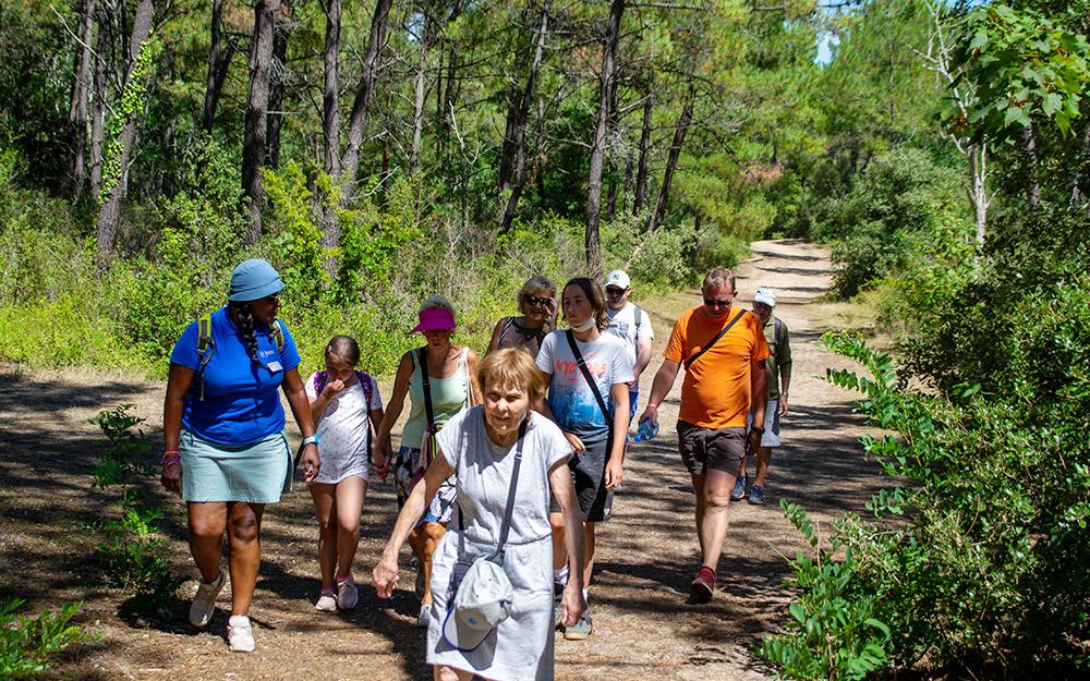 Partez à la découverte de la forêt de Saint Jean de Monts