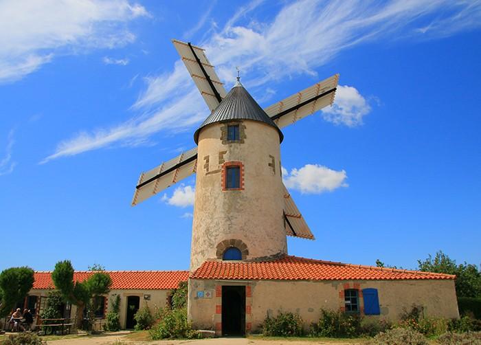 Visite du Moulin de Rairé
